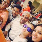 Barkha Sengupta Family