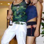 Barkha Sengupta With Her Ex Boyfriend Karan Singh Grover