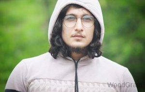 Bhavin Bhanushali Long Hair Look