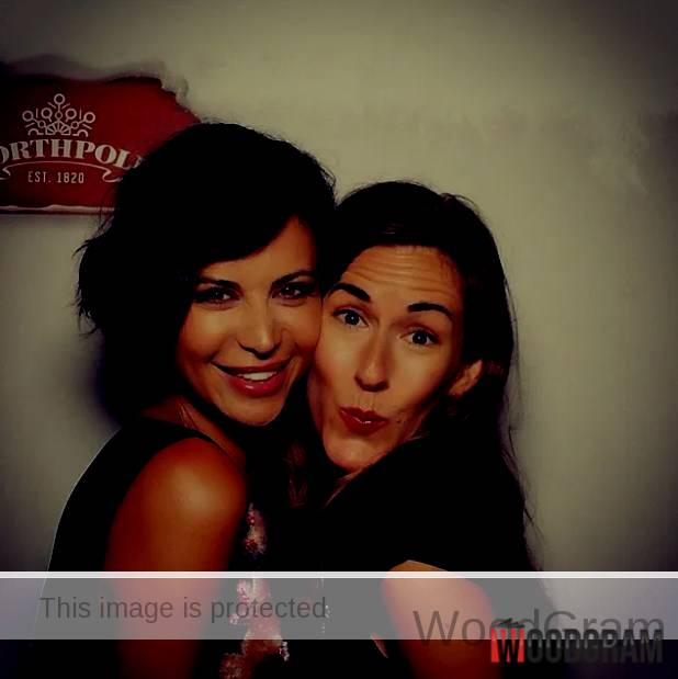 Catherine Bell And Brooke Daniells
