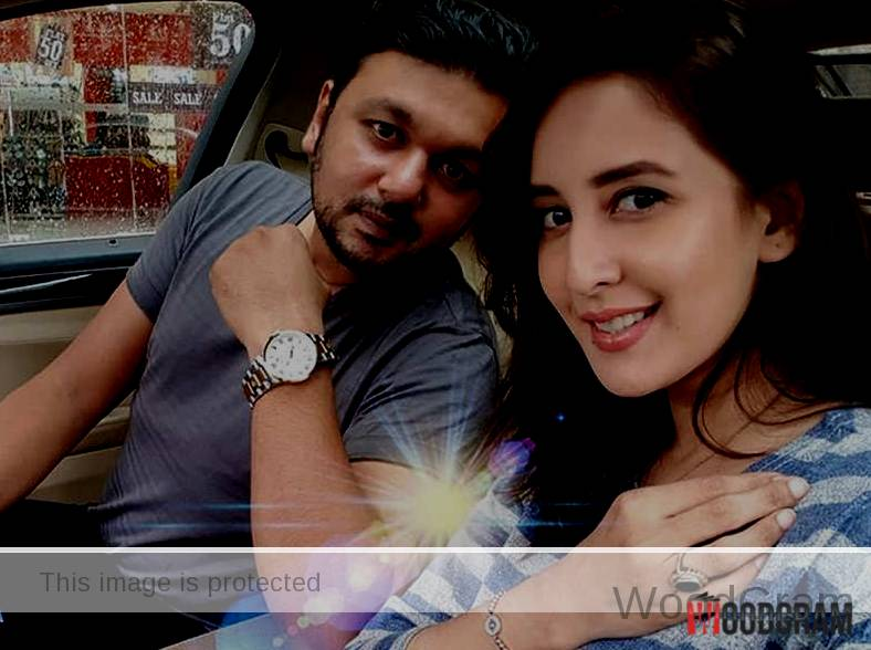 Chahat Khanna With Ex Husband Farhan Mirza