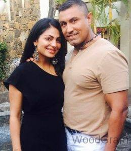 Harry And Neeru Bajwa Image