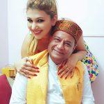 Jasleen Matharu With Anup Jalota Guru Ji