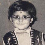 Jaya Bhattacharya Childhood Image