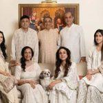 Kanikka Kapur Family