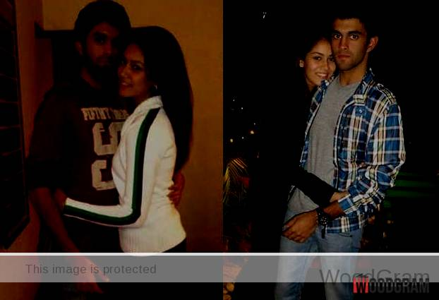Mira Rajput With Her Ex-Boyfriend