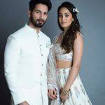 Mira Rajput With Husband Shahid Kapoor - Cutest Couple