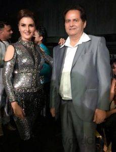 Monica Bedi Father Prem Kumar Bedi
