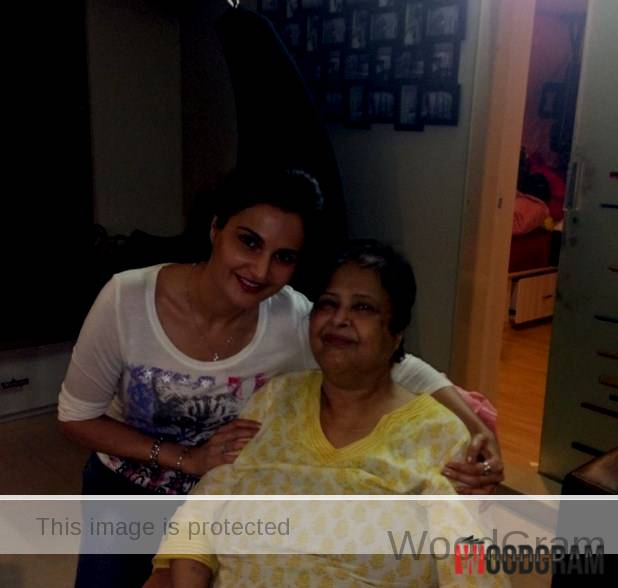 Monica Bedi Mother