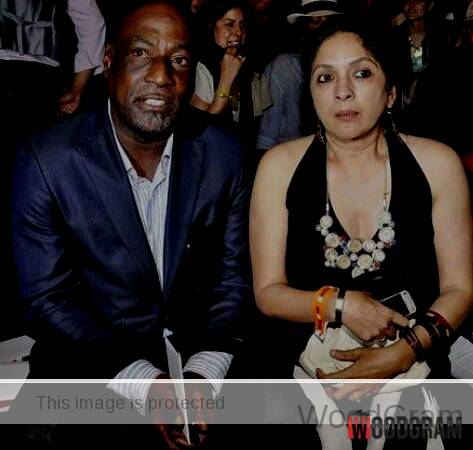 Neena-Gupta-With-Vivian-Richards