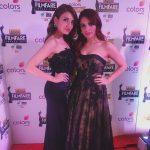 Prakriti Kakar Hot Image With Her Twin Sister