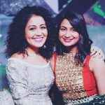 Renu Nagar With Neha Kakkar Indian Idol