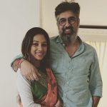 Rupali Ganguly With Husband Ashwin K Verma