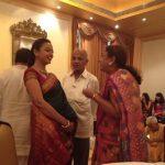 Sheetal Maulik Rarest Pic With Parents