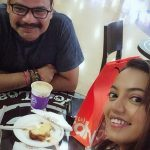 Sheetal Maulik With Her Elder Brother