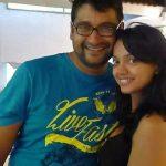 Sheetal Maulik With Husband