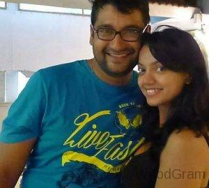 Sheetal Maulik With Husband