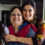 Shweta Tiwari Mother