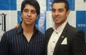 Tehseen Poonawalla And His Brother Shehzad Poonawalla