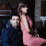 Tehseen Poonawalla With His Hot Wife Monica Vadera