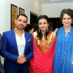 Tehseen Poonawalla With His Wife Monica And Robert Vadra