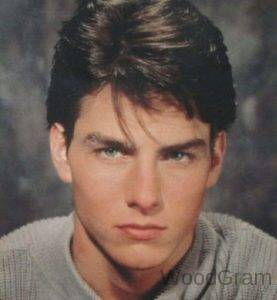 Tom Cruise Young Age