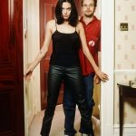 Angelina Jolie Husband Spouse 1 Jonny Lee Miller (m. 1996 div. 2000)