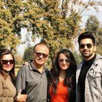 Arjit Taneja Family