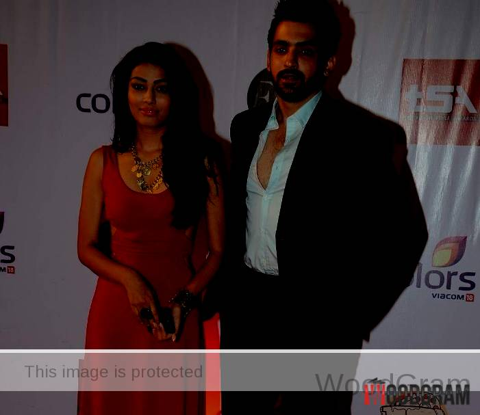 Arjit Taneja Girlfriend Charu Mehra