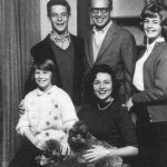 Betty White Young Age Image With Husband And Children
