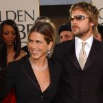 Brad Pitt And Jennifer Aniston Image
