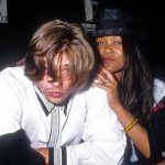 Brad Pitt With Robin Givens