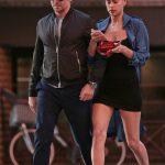 Bradley Cooper with His Girlfriend Irina Shayk, Model