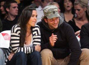 Bradley Cooper with his Ex-girlfriend Isabella Brewster