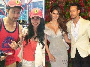 Disha Patani With Her Ex-Boyfriend And Current Roumer