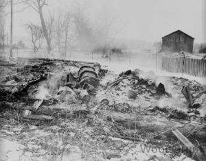 Ed Gein House Destroyed in 1958