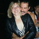 Freddie Mercury And Mary Austin Image