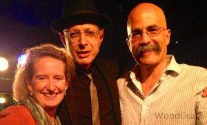 Jeff Goldblum With Father And Mother