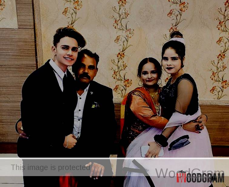 Lucky Dancer Family - Parents, Sister