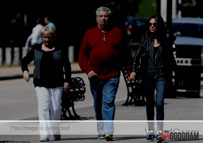 Mila Kunis Parents - Father And Mother