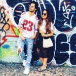 Natasha Dalal Image With Varun Dhawan