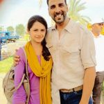 Rits Badiani (Ritika Badiani) Debuted Akshay Kumar Starrer Movie Airlift