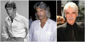 Sam Elliott Young Age, Middle Age And Now