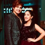 Sameeksha Sud With Her Boyfriend (roumered) Vishal Pandey