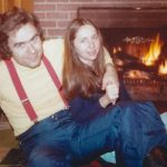Ted Bundy With His Girlfriend