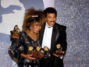 Tina Turner Grammy Awards