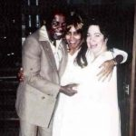 Tina Turner With Father And Mother