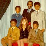 Tina Turner With Husband Ike Turner And Children