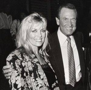 Bob Barker With His Late Wife