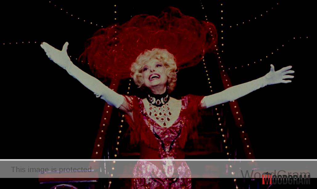 Carol Channing In Holly Dolly